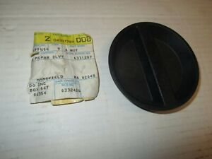 AIR CLEANER HOLD DOWN NUT,N.O.S.88-90 SHELBY TRUCK,88-89 W150+D250   #4307789