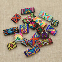5 Pcs Dreadlock Beads Women Hair Extensions Jewelery Braid Decor Fabric DIY