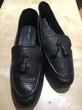 Leather Loafers Size 8/42