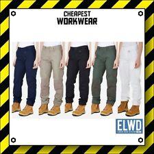 ELWD | Elwood Workwear | WOMEN'S UTILITY PANTS (Navy, Khaki, Black, Army, White)