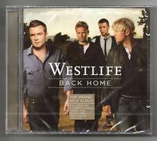 WESTLIFE - Back Home - 2007 CD Album  (New & Sealed)   *FREE UK POSTAGE*