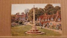 Postcard unposted Sussex, East dean near Eastbourne