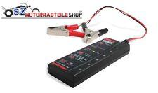 BS-BATTERY Batterietester BT02 Lichtmaschine Analyse 12V