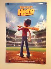 "Vintage Original 2000's Movie Poster 27""x40"" William H. Macy Everyone's Hero"