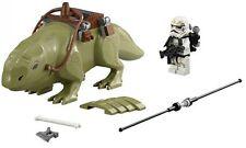 [NOUVEAU] DEWBACK avec Sandtrooper et accessoires de lego star wars set 75052