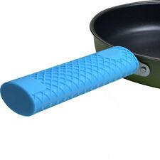 Fashion Silicone Saucepan Handle Slip Cover Pot Pan Holder Sleeve Kitchen Tool s