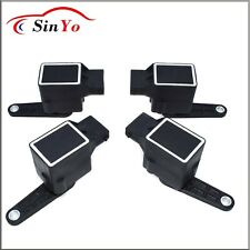 4Pcs Suspension Height Level Sensor For Mercedes W220 W211 0105427717 010934586