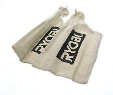 2-PK Ryobi Dust Bag 089240003084 TSS100L TS1344L TS1142L TS1345L 089100113805