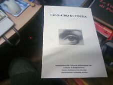 """Premio di poesia""""Città di Borgomanero""""-centro culturale don Bernini-2000"""