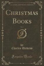Christmas Books, Vol. 1 (Classic Reprint) (Paperback or Softback)
