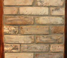 brick slips brick tiles reclaimed yellow
