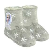 DISNEY congelato Light Up Stivali in Neonati Bambina Blu Stivali di gomma GOMMA Boot