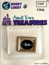 Small Town Treasures Dollhouse Miniatures Portrait Picture