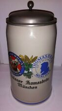 GERMAN BEER STEIN (PAULANER)