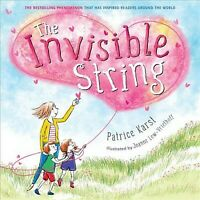 Invisible String, Paperback by Karst, Patrice; Lew-Vriethoff, Joanne (ILT), B...
