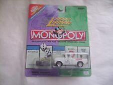"""Voiture/vehicle Monopoly Chevy Cameo """"Johnny Lightning"""" réf 614 neuve emballée"""