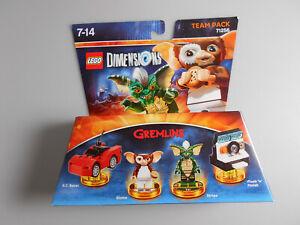 Lego® Dimensions Team Pack Gremlins Minifiguren  Set 71256 Neu