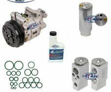 A/C Compressor Kit Fits Subaru Forester 2001-2002 OEM DKV14G 67444