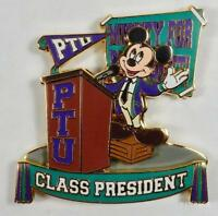 Disney Pin 61900 Mickey Class President PTU Preproduction LE PP RARE Only 3 made