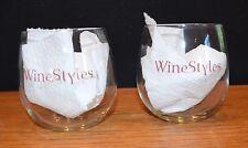 "WineStyle 4"" Wine Glasses (Set of 2) B2"