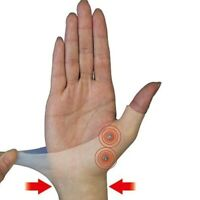US Magnetic Gloves Gel Filled Thumb Hand Wrist Support Arthritis Compression
