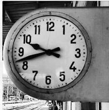 Orologio di Stazione FS, scala H0, 1/87 1pz