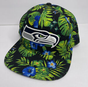 New Era NFL Seattle Seahawks Graphite Snapback Cap M L 9fifty Limited Edition