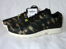 New Adidas Flux Camo Radical ZX Torsion Camouflage Equipment Army Size 43 1/2