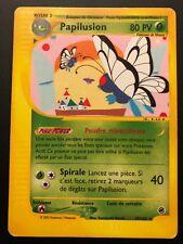 Carte Pokemon PAPILUSION 38/165 Rare Expédition Wizard Française