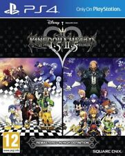 Kingdom Hearts 1.5 + 2.5 Remix - PS4 IMPORT neuf sous blister