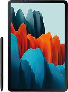 """NEW Samsung Galaxy Tab S7 SM-T870 512GB Wi-Fi, 11"""" 8GB RAM Mystic Black w/ S Pen"""