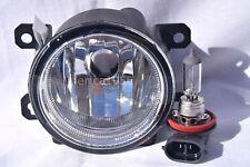CAPA Glass Fog Driving Light Lamp w/Bulb Passenger Side For 2013-15 Accord Coupe