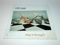 "Laid Back ‎Play It Straight 12"" 1985 CANADA PROMO MINT Vinyl LP Sire ‎92 52881"