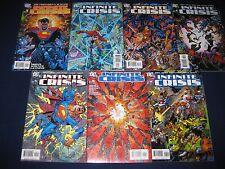 Infinite Crisis 1-7 Full Run Dc Comics
