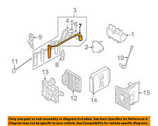 Chevrolet GM OEM 07-08 Aveo 1.6L-L4-Ignition Spark Plug Wire Set 96497777