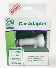 Leap Frog Car Adapter LeapPad2 LeapPad LeapsterGS Explorer Leapster  Explorer