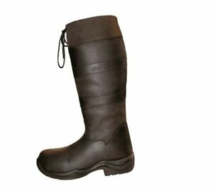 Mark Todd Waterproof Country Boots Mark 2 New Style EU44/UK10 Wide Calf