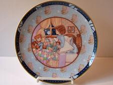 Villeroy & Boch Heinrich Star Light Collector Plate Mib Coa W. Germany R. Faure