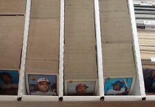 Bowman Baseball Commons...1989, 1990 & 1991..........$.02/each