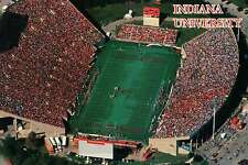 Indiana University, Memorial Stadium, Hoosiers Home, Bloomington, In - Postcard
