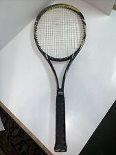 Rare Head Radical Tour Zebra Made in Austria 98 head 4 3/8 grip Tennis Racquet