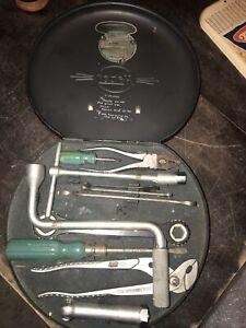 original Volkswagen Hazet tourist tool box
