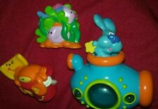 Blues Clues Underwater Collectible Playset Submarine, Fisher Price 2001
