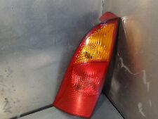Ford Focus Mk2 Mk1 97-05 par de luces de cola de enfoque trasero so NS pasajeros del conductor