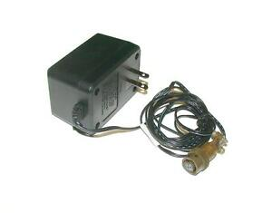 CONDOR  D12-10-03  POWER SUPPLY ADAPTER 24 VDC 400 mA