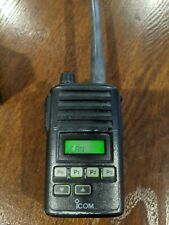 Icom Ic-F50 Vhf Two-Way Radio with charger. Free Shipping!
