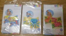 Inflatable Arm Bands Pool Water Wings Sea Buddy Childrens Swimming Training Pack