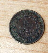 1925 India 1/12 Anna