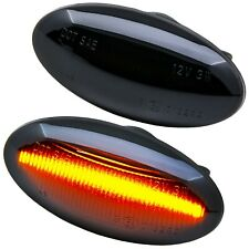 LED Indicators Black For Suzuki SX4 Grand Vitara [71903-1]