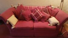 Laura Ashley 2x2 Seater Sofas Good solid Frame